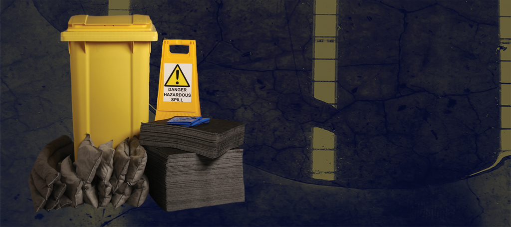 NEW: OUR SPILL KIT REFILL RANGE IS AVAILABLE NOW
