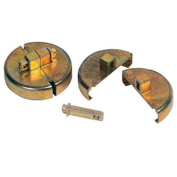 Justrite® Locks for Plastic Closed Head Drums - 08509 ||Plastic drums