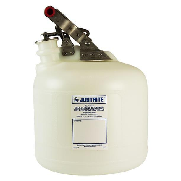 Justrite Waste Can