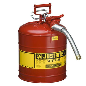 Justrite Type II Safety Can for Flammables