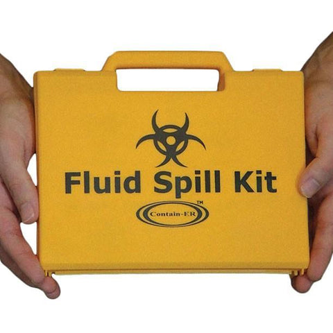 Body Fluids Spill Kit ||Single application