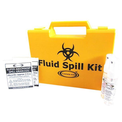 Body Fluids Spill Kit ||Double application