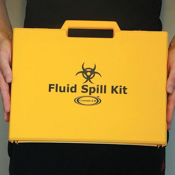 body fluid spill kits