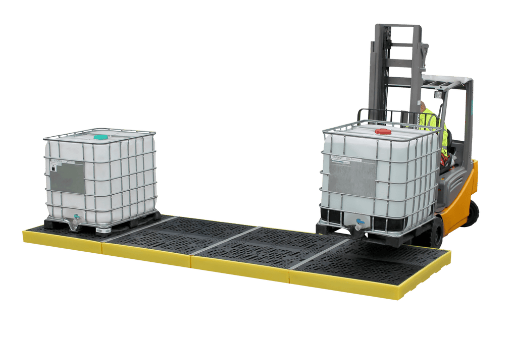 Sump Floor Kit (In a Line) - BF4KIT2 ||To Hold Up to 4 x 1000ltr IBC