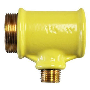 Emergency Shower T Valve
