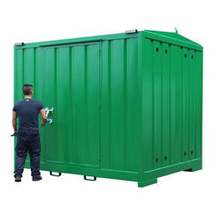 Chemstor® Secure Store - CS2 ||To Hold 72 containers With Floor Space