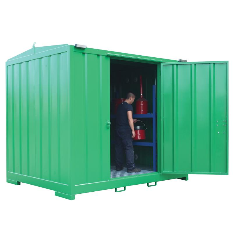 Walk-in Store - CS2 ||To Hold 72 containers With Floor Space