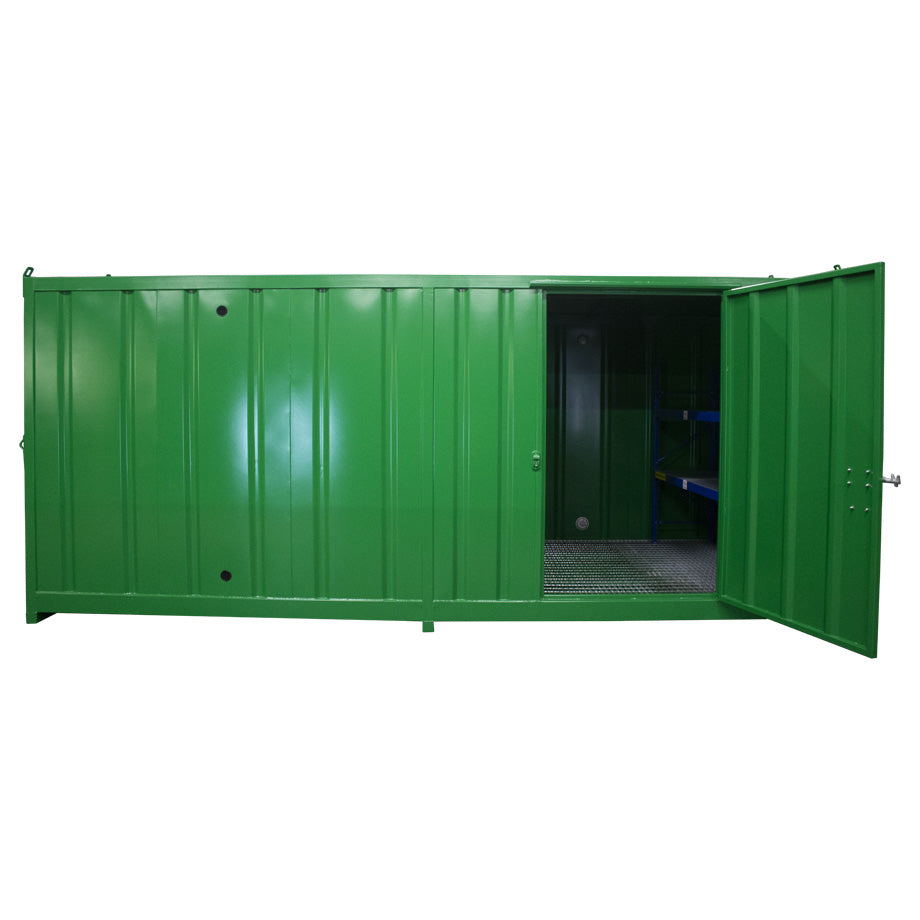 Walk-in Store - CS6 ||To Hold 108 Containers With Floor Space
