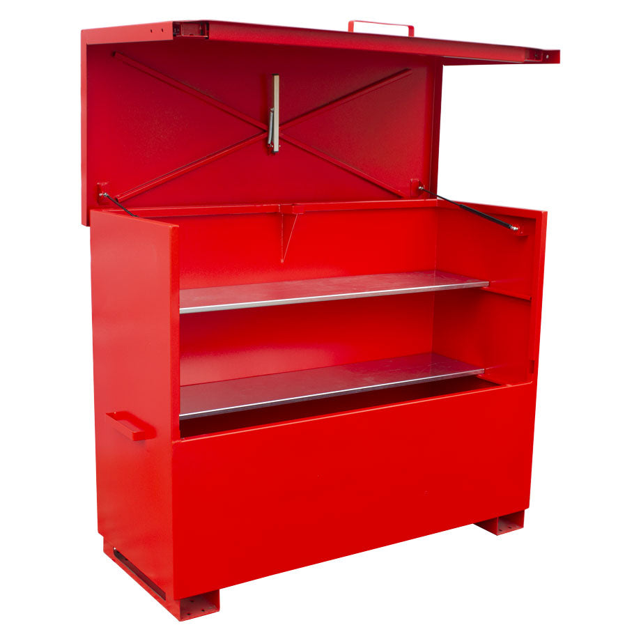 Chemstor® Storage Box - CS9 || 1585mm x 675mm x 1278mm with shelves