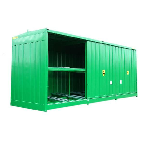 drum and ibc storage