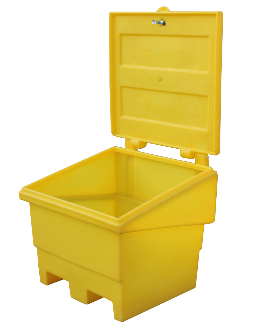 Rock Salt Bin with Lockable Lid - GRITBIN ||L865mm x W790mm x H820mm