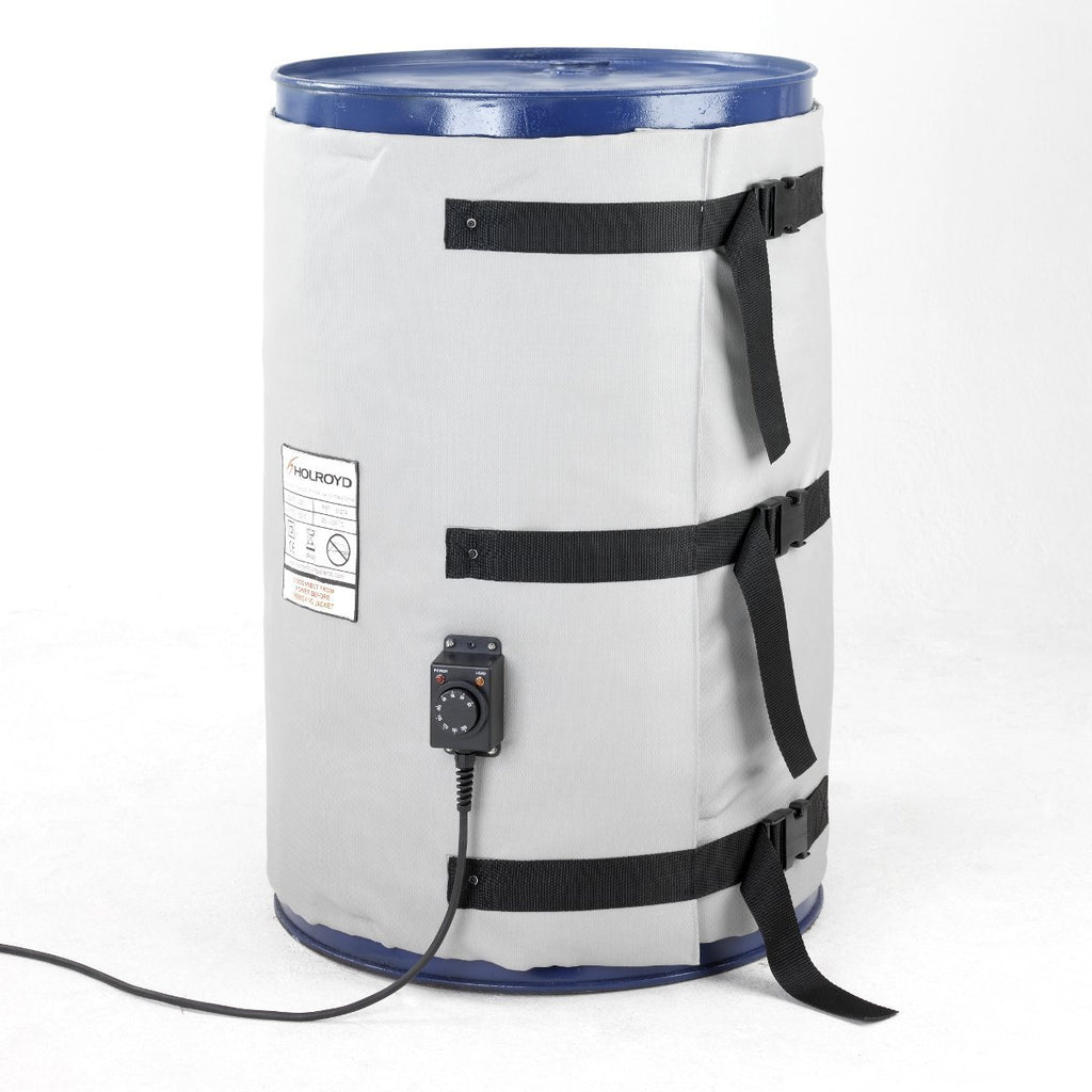 Insulated Side Drum Heater - HTSD/E
