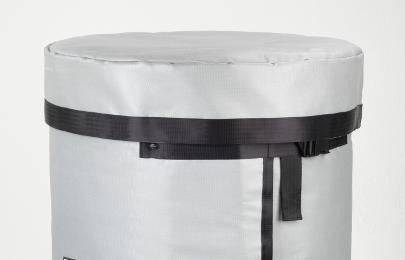 Insulation Drum Lids - HTSD-LID || For Use With Heater HTSD/E