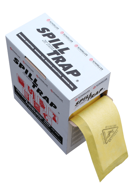 Spill Trap®  - SAP25 ||Absorbs 3ltr 25 x 1.2m Strips