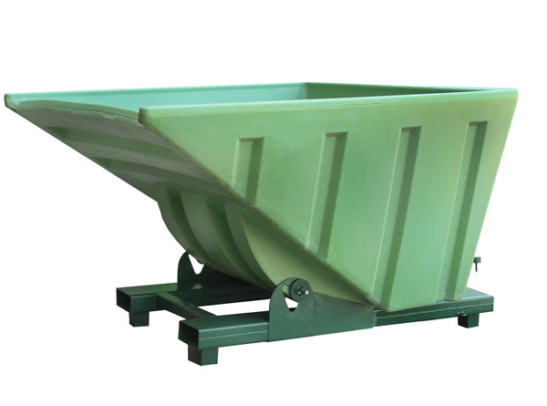 Roll Forward Skip (On Legs With a Plastic Bucket) - RFSP11L ||1000kg Maximum Load