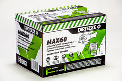 Standard Industrial Light Strength Wipes in a Dispensing Box - MAX60B