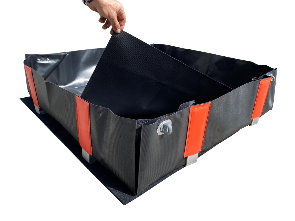 Multi-Function PVC Containment Bund Liner - EB2L || 2000mm x 1000mm