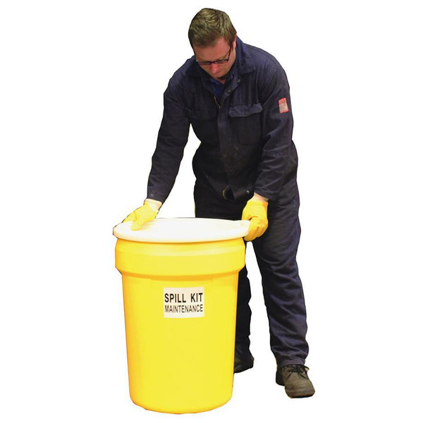 "Maintenance Spill Kit UN ""X"" Rated Overpack - M90UNSK 
