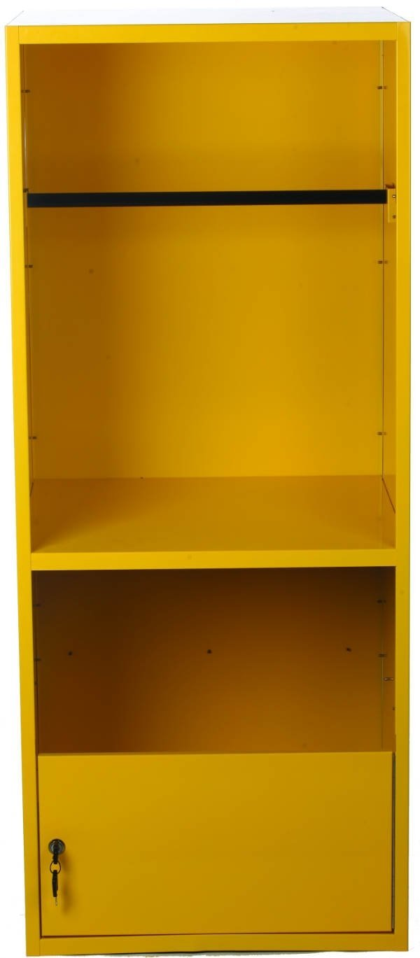 Painted Steel Spill Station Cabinet - MSS || 138cm x 58cm x 55cm