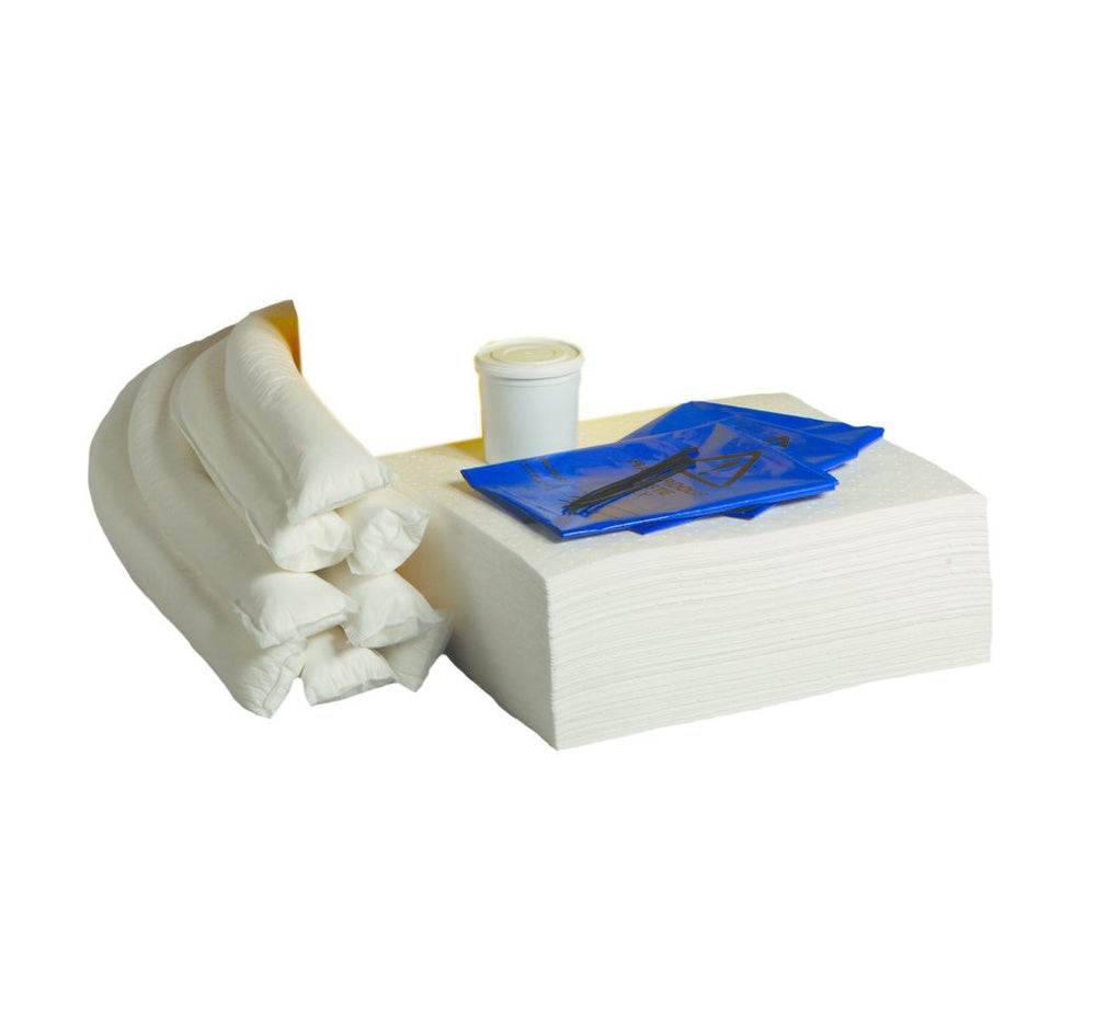 Oil Selective Spill Kit Refills (For Use with Spill Kit OS90SK) - 90ltr Absorbency - OS90SKREFILL