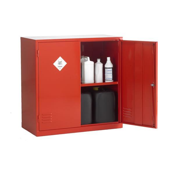 Pesticides & Agrochemical Cabinet - PAC36/36 ||L915mm x W457mm x H915mm