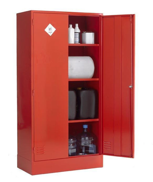 Pesticides & Agrochemical Cabinet - PAC48/36 ||L915mm x W457mm x H1219mm