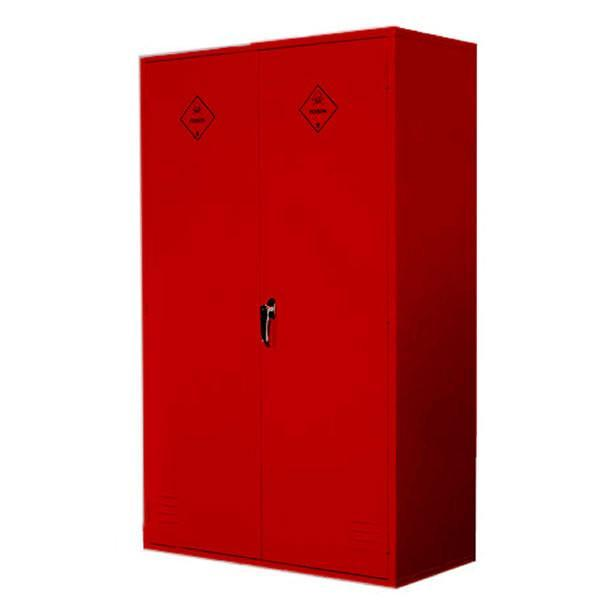 Pesticides & Agrochemical Cabinet - PAC60/36 ||L915mm x W457mm x H1524mm