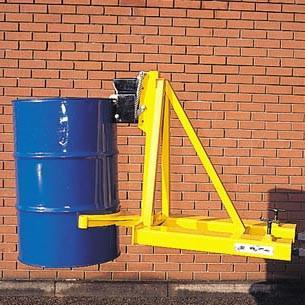 Drum Clamp forklift attachments
