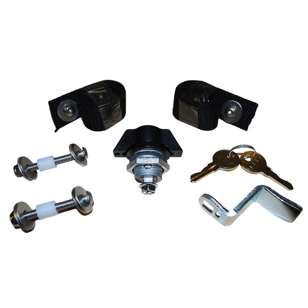 Storage Bins Lock Amp Hinge Kit For Use With Products Gpsc1