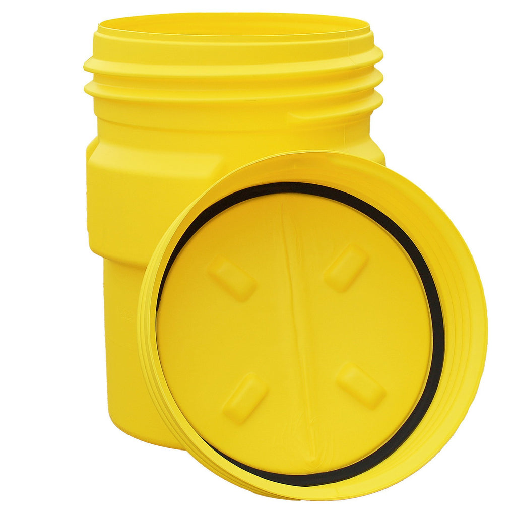 359.7ltr (UN Approved 1H2/X300/S) - R1690 || With Screw on Lid