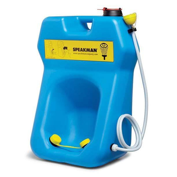 Speakman® Portable Eye Wash System - SE-4300 ||75.7ltr Tank