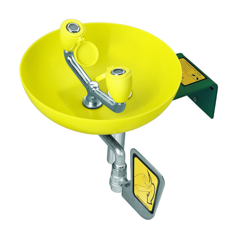Speakman® Emergency Eye Wash Basin ||ABS plastic basin