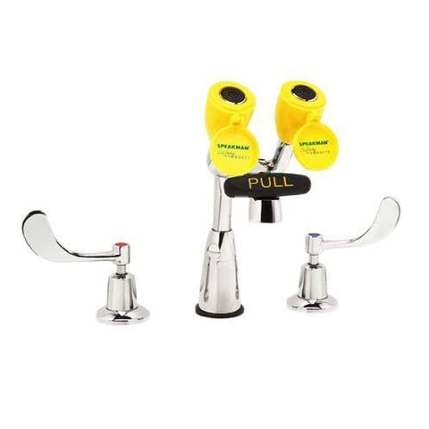 Speakman® Laboratory Tap/Eye Wash ||Tap & eye wash