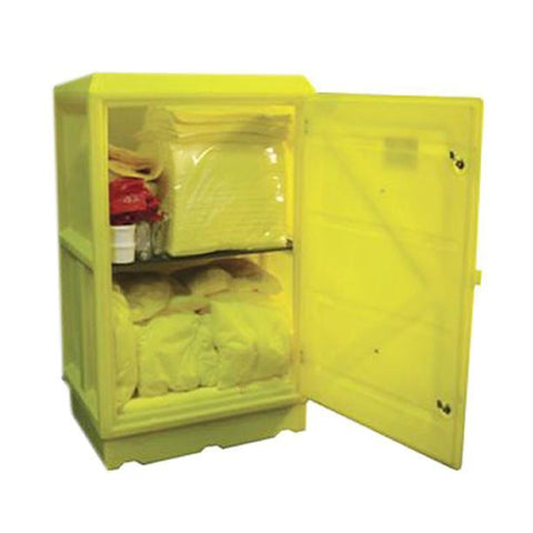 Cupboard Chemical Spill Kit ||Absorbs 511ltr