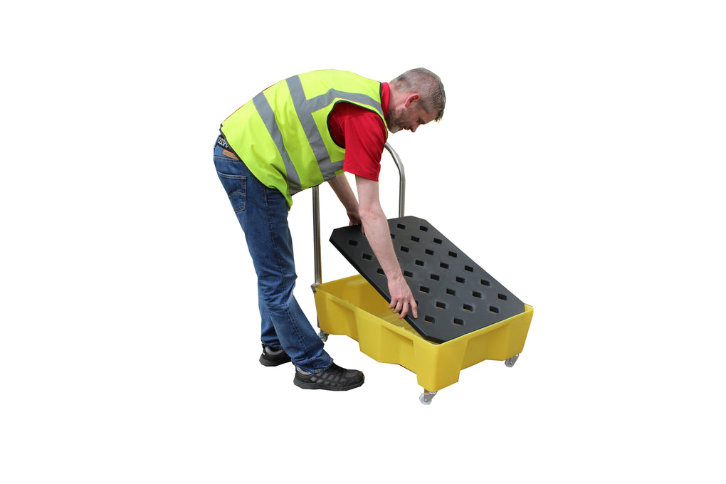 Grid for Mobile Spill Tray - ST66WH