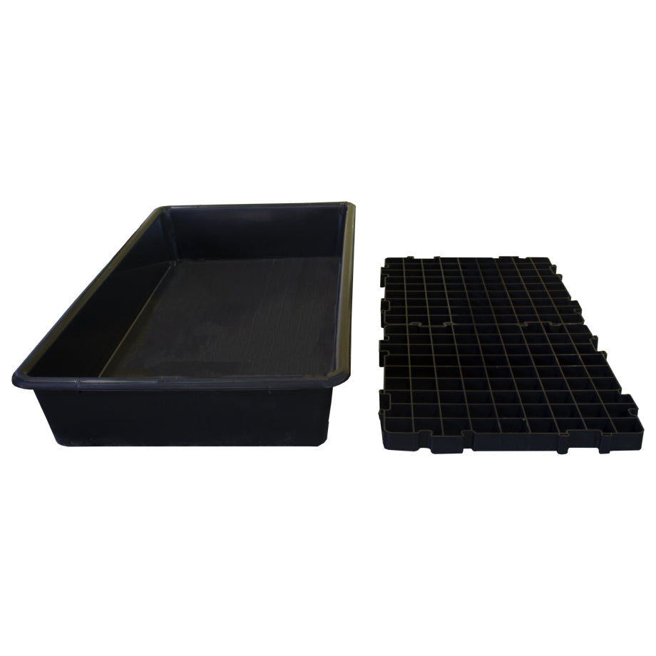 Drip Tray with Grids - TT65G ||64.5ltr Sump Capacity