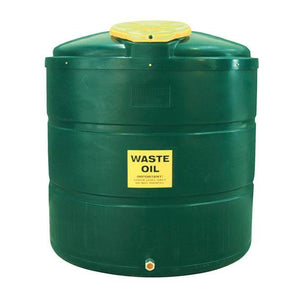 Bunded waste Oil Tank