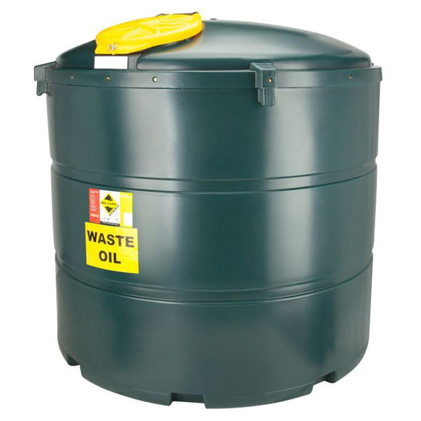 Bunded Waste Oil Tank - WO2455 || 2455ltr tank