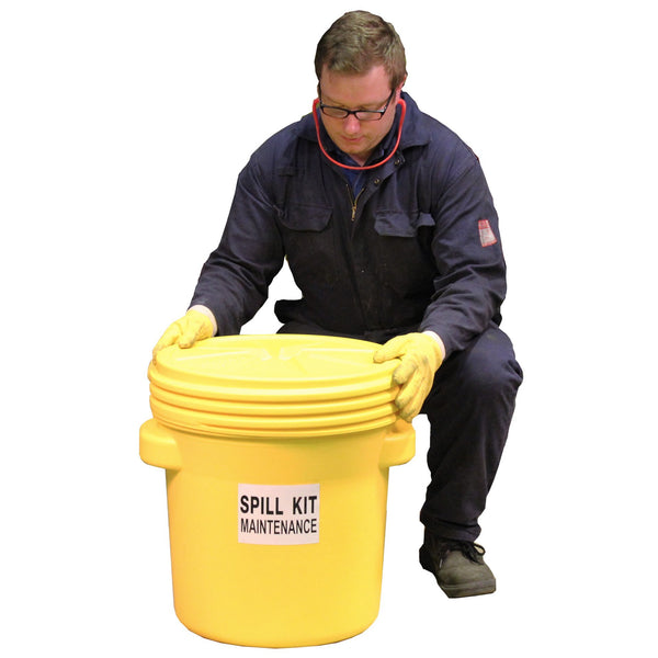 "Maintenance Spill Kit UN ""X"" Rated Overpack - M60UNSK 