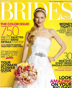 Brides June July 2013
