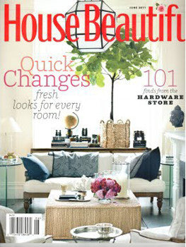 House Beautiful May 2011