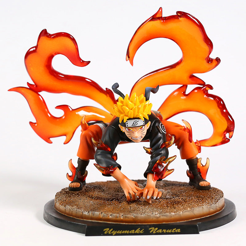 Naruto Kurama Mode Figure