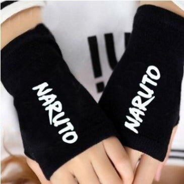 Naruto Title Gloves