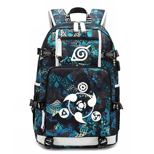 Naruto Sharingan Backpack