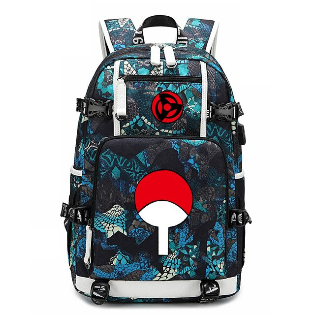 Uchiha Clan Backpack
