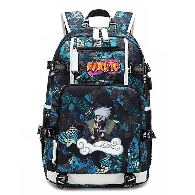 Naruto Kakashi Backpack