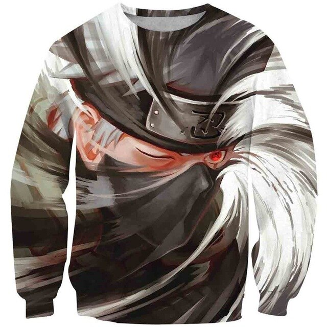 Kakashi Sweater