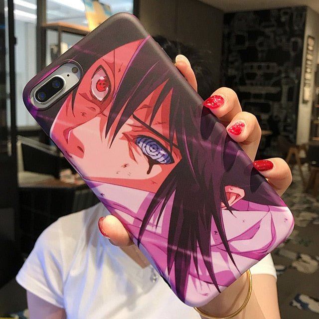 Sasuke iPhone Case