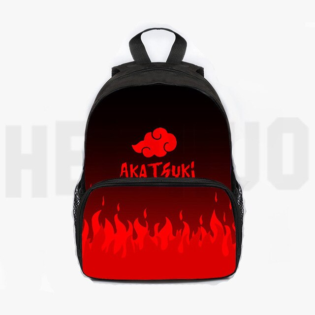 Naruto Akatsuki Backpack
