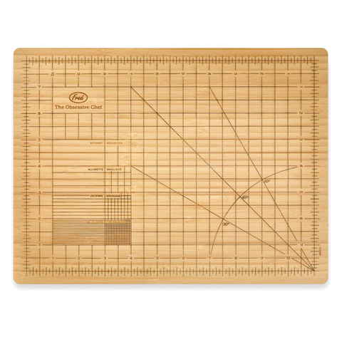 Fred & Friends Obsessive Chef Cutting Board